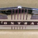 1941 Pontiac all intrumental panel plate