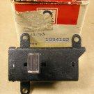 1975 Pontiac Astre NOS wiper control switch
