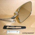 1969 72 Camaro Chevelle Grand Prix rear view mirror RH