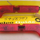 1967 Pontiac Catalina Executive Tail lamp NOS pr