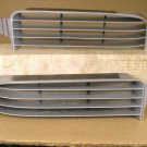 1973 Pontiac Catalina lower grille NOS pair