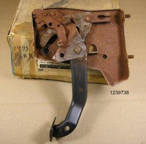71 75 Pontiac Fullsize Grand Prix NOS parking  lever