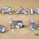 1964 Pontiac Grand Prix fender letter set NEW