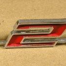 1967 Pontiac Tempest 326 fender emblem RH NOS