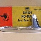 1953 54 Pontiac NOS Fuel Door Guard # 984800