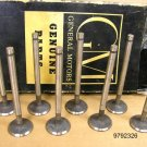 1968 69 A body Firebird NOS Intake Valve set of 8