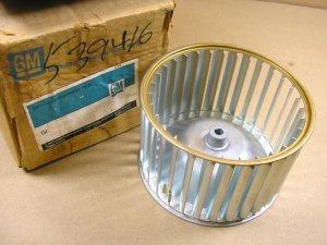1961 1963 Pontiac Fullsize & A body Motor Impeller NOS