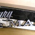 1973 Pontiac Lemans Luxury NOS trunk lid emblem NOS