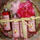 PASSIONFRUIT 5 PC BATH GIFT SET