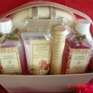 CHERRY BLOSSOM 6 PC BATH SET