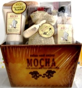 MOCHA'S 6 PC BATH SET