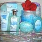 BODY NATURE&#39;S SPA BENEFIT 7 PC BATH SET