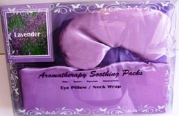 LAVENDER AROMATHERAPY 2 PC SOOTHING PACK