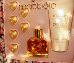 GAI MATTIOLO 8 PC WOMENS 1 OZ PERFUME & BODY GIFT SET