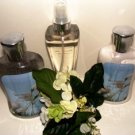 BATH & BODY WORKS SEA ISLAND COTTON 3 PC BATH GIFT SET