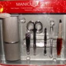 MEN'S PERSONAL 5 PC TRAVEL MANICURE KIT SET