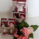 BATH & BODY WORKS JAPANESE CHERRY BLOSSOM 4 PC ROOM FRAGRANCE WALLFLOWER SET