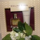 CELINE DION BY CELINE DION 2 PC WOMEN'S 1 OZ FRAGRANT PERFUME & BODY GIFT SET