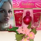 BRITNEY SPEARS FANTASY 3 PC 1 OZ FRAGRANT PERFUME & BODY GIFT SET
