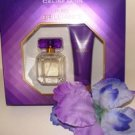PURE BRILLIANCE 2 PC WOMEN'S 1 OZ FRAGRANT PERFUME & BODY GIFT SET BY CELINE DION