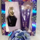 ELIZABETH TAYLOR PASSION 2 PC 1.5 OZ PERFUME & BODY GIFT SET