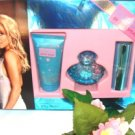 BRITNEY SPEARS CURIOUS 3 PC PERFUME & BATH GIFT SET