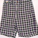 BOYS SHORTS POLO, EST, & REWIRE, 3 PC SET SIZE 8