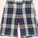 BOYS SET OF 4 SHORTS W/ ADJUSTABLE WAIST BAND SIZE 10