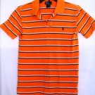 BOYS SET OF 2 POLO SHORT SLEEVE SHIRTS SIZE LARGE