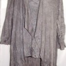 BALI 3/4 SLEEVE TURQ GREY WRAP W/ MATCHING UNDER TEE SIZE XL 14-16