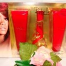 REBELLE 3 PC WOMEN'S 1 OZ PERFUME & BATH GIFT SET