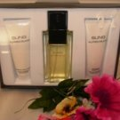 ALFRED SUNG SUNG 3 PC WOMEN'S PERFUME AND BODY SET