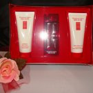 ELIZABETH ARDEN RED DOOR 3 PC PERFUME & BODY GIFT SET