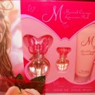 MARIAH CAREY LUSCIOUS PINK 3 PC PERFUME & BODY GIFT SET