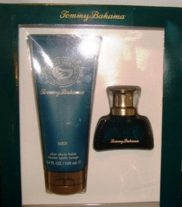 TOMMY BAHAMA MARTINIQUE 2 PC COLOGNE & BODY GIFT SET