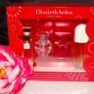 ELIZABETH ARDEN 4 PC WOMEN'S .33 OZ PERFUME COFFRET GIFT SET