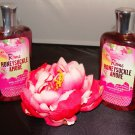 B & BW ROME HONEYSUCKLE AMORE 2 PC SHOWER GEL BATH SET