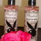 PLAYBOY PLAY IT SEXY 2 PC BODY MIST SET