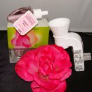 BATH & BODY WORKS SWEET PEA 4 PC ROOM FRAGRANCE WALLFLOWER SET