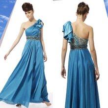 EGYPTIAN INSPIRED Baby Blue Dress