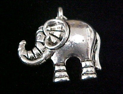Elephant Charm -- Two Dollar Closeout