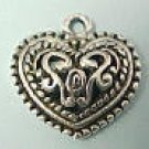 Heart Charm -- CLEARANCE 1/2 OFF