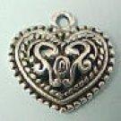 Heart Charm -- CLEARANCE 1/2 OFF
