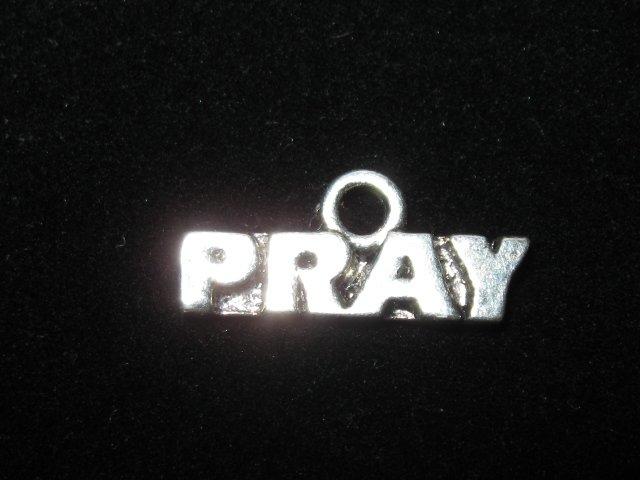 PRAY Charm $2.00 Last One