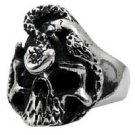Biker Ring Stainless Steel 13110