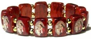 First Communion Bracelet Stretches