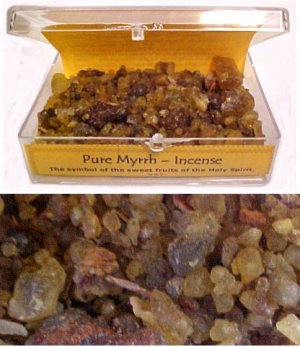 Incense Pure Myrrh #7IN-10