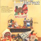 Thanksgiving Harvest, Plastic Canvas Decorations, Pattern Book NEW
