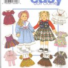 Doll Clothes Design Your Own for 18 inch (45.5 cm) Dolls 9381 NEW