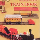 Train Book, O Gauge, Unique Plastic Canvas Booklet